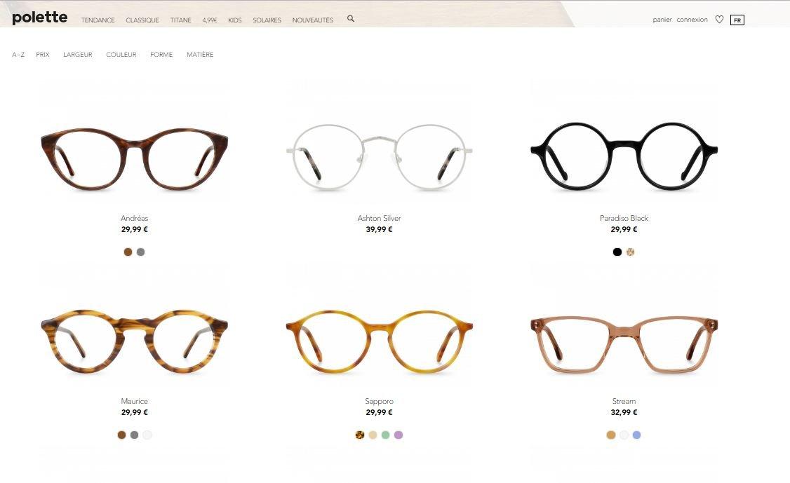 lunette polette