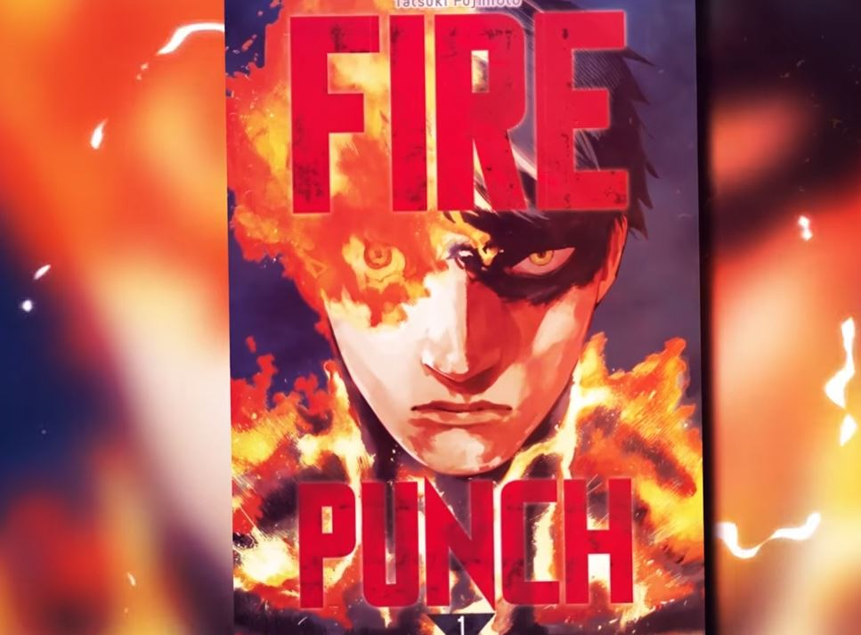 manga fire punch