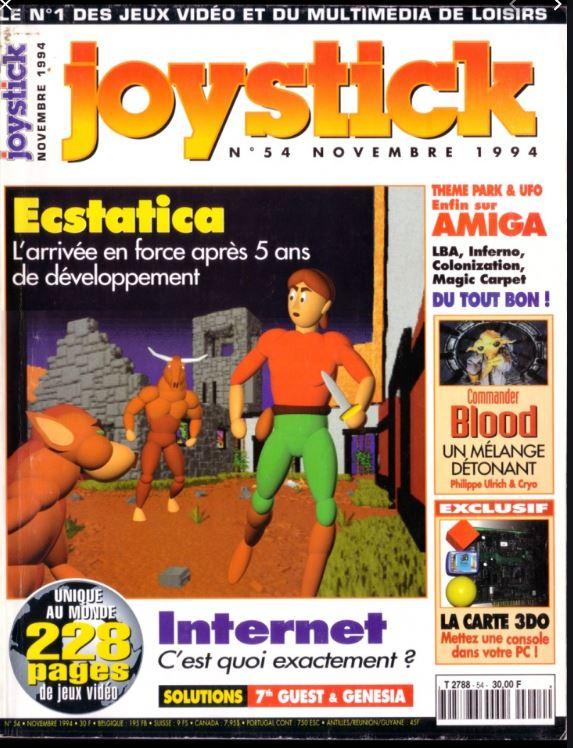 joystick 1994
