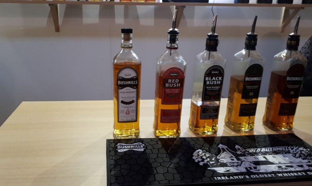 Distillerie Bushmills - Lyon Whisky Festival 2019