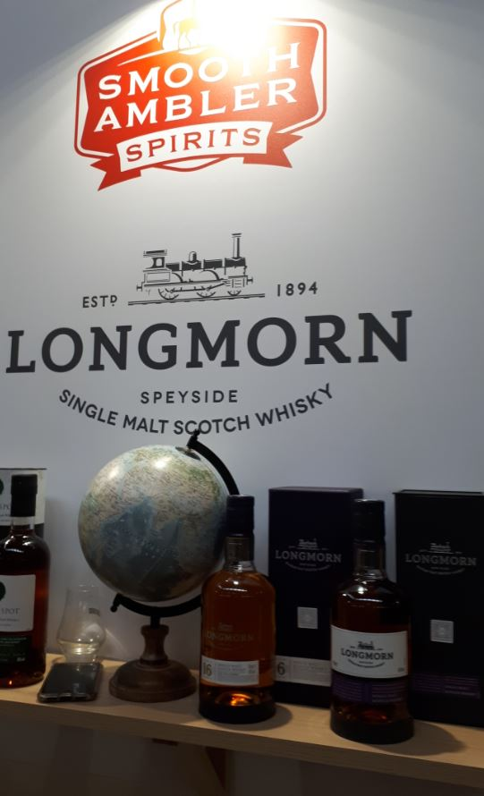 Longmorn - Speyside Single malt scotch Whisky