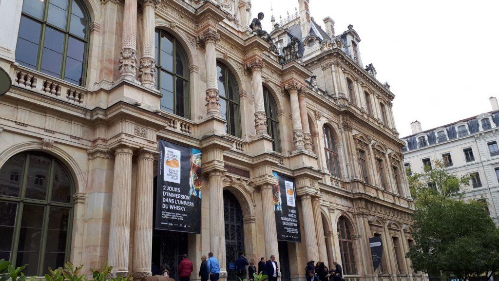 Palais de la Bourse - Lyon Whisky Festival 2019