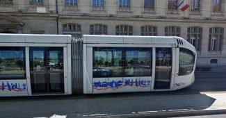 tram T6 lyon