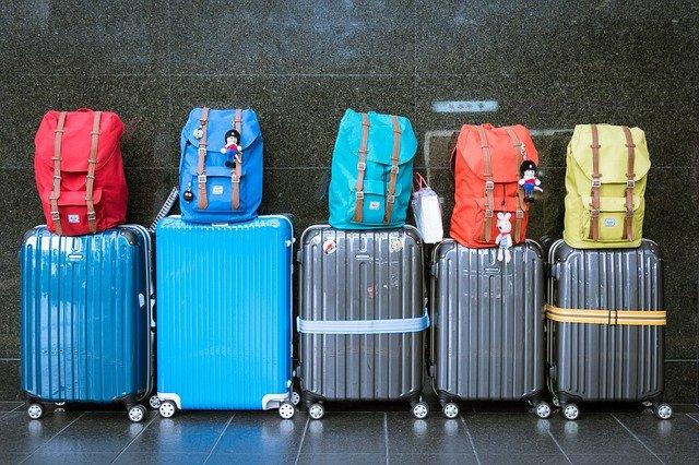 valise étanche de voyage