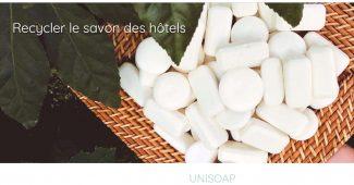 unisoap lyon savon hôtel