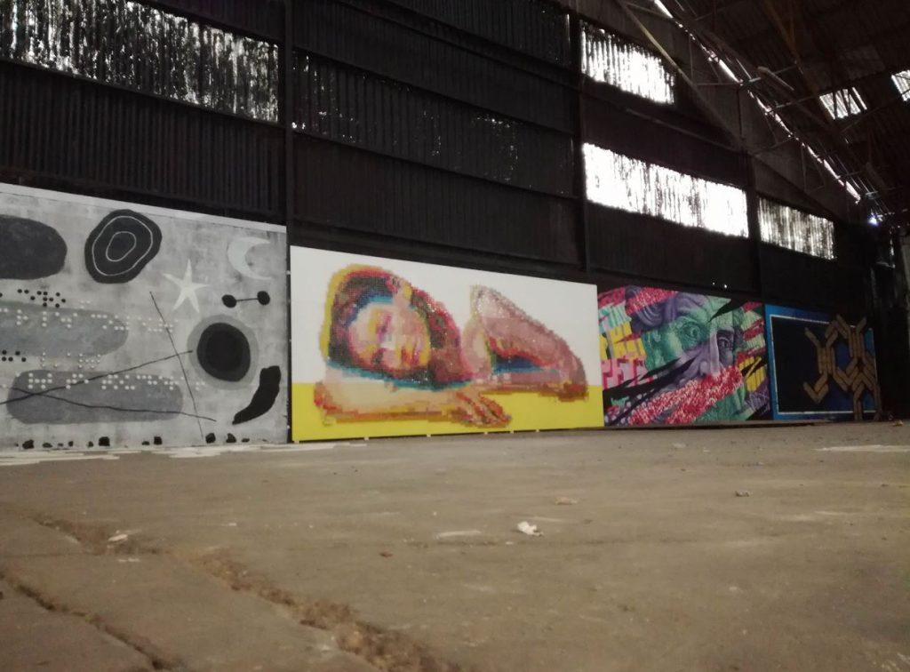 Peinture Fraîche Lyon Octobre 2020